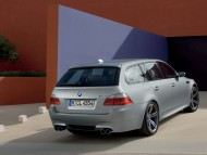 M5 touring back / Bmw