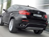 X6 Concept black / Bmw