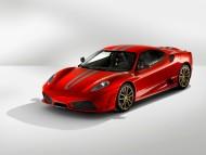 2008 430 Scuderia Side Angle / Ferrari