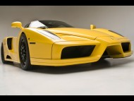 2008 Edo Competitioni Enzo Front Angle Low View / Ferrari