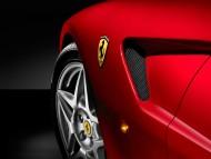 599 GTB Detail Front Left / Ferrari