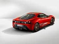 2008 430 Scuderia Rear Angle / Ferrari