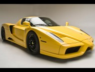 2008 Edo Competition Enzo Front And Side / Ferrari