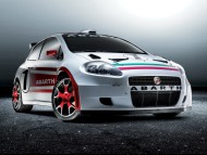 Download Abarth Grande Punto S2000 2007 #1 / Fiat