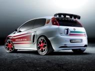 Abarth Grande Punto S2000 2007 #2 / Fiat