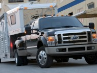 ford f-450-super-duty-lariat-2008 / Ford