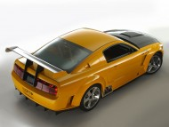Ford Mustang GTR 2004 Rear / Ford