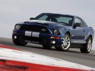 mustang shelby gt500 / Ford