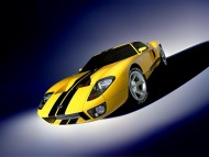 New GT40 / Ford
