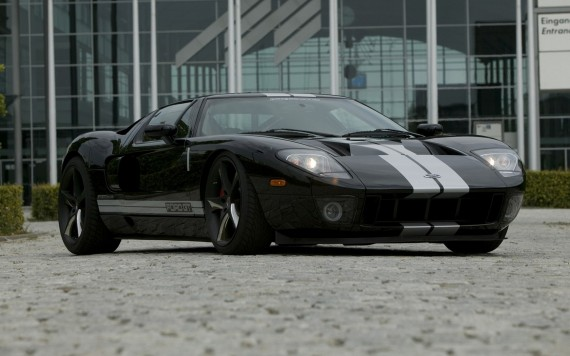 Free Send to Mobile Phone Ford GT Ford wallpaper num.32