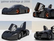 Galmer Arbitrage GT Supercar / Galmer