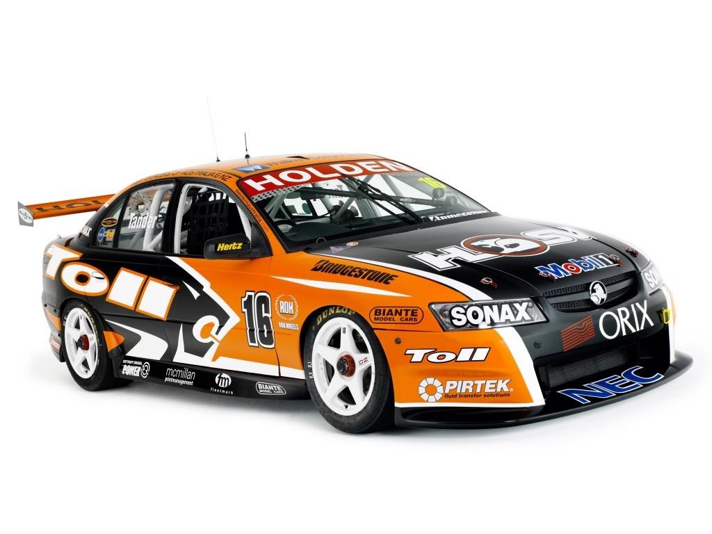 Full size Toll Team V8 Supercar 01 HSV wallpaper / 1024x768