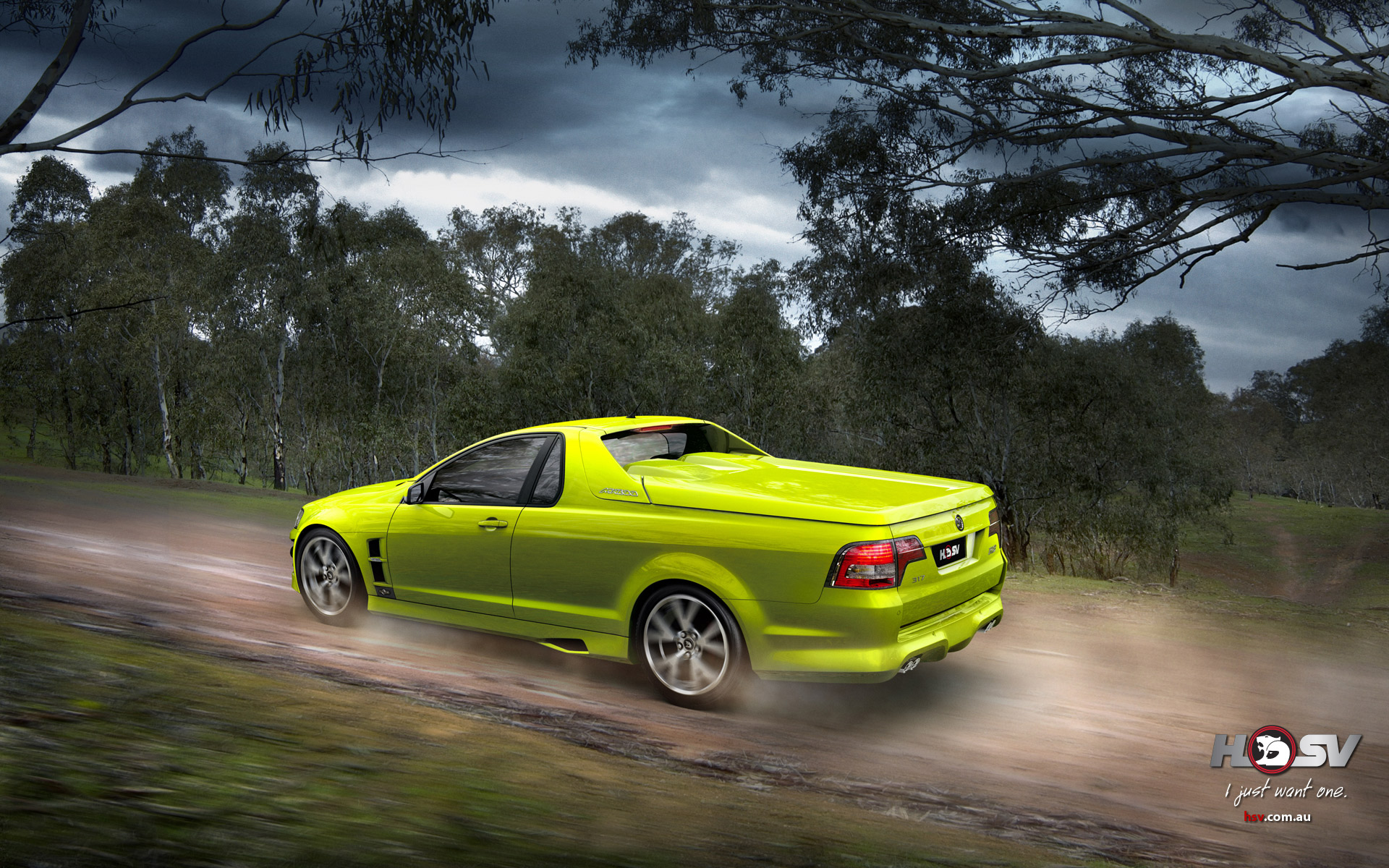 Download High quality E Series LS3 Maloo R8 HSV wallpaper / 1920x1200