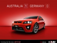 E Series LS2 Aus vs Germany / HSV