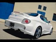white maxi tuning / Hyundai