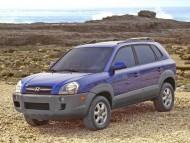 Tucson v6 front / Hyundai