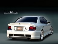 Ixion Design Sedan / Hyundai