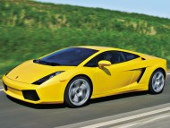 Gallardo Yellow / Lamborghini
