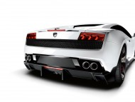 Gallardo LP560 2008 Rear / Lamborghini
