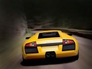 Murcielago Rear / Lamborghini