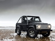 front jeep defender / Land Rover
