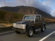 black jeep / Land Rover