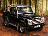 black 368 SGL / Land Rover