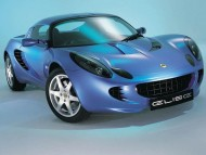 Lotus Elise Blue New / Lotus