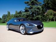 Shinari Concept front photo / Mazda