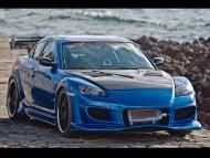 RX-8 sportage tuning / Mazda