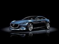Shinari Concept angle / Mazda