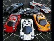 supercars / McLaren