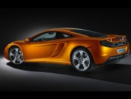 MP4-12C orange side / McLaren