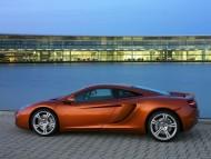 MP4-12C side orange / McLaren