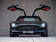 Kicherer black open doors / Mercedes