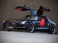 Download Kicherer black open doors / Mercedes