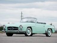 retro / Mercedes
