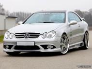 silver Rieger / Mercedes