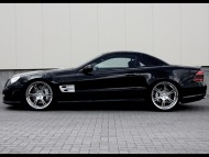 SL 63 side / Mercedes