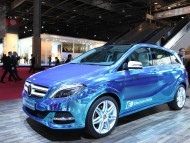 Mercedes Benz B Class Electric Drive / Mercedes