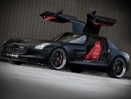 Kicherer black open doors / Mercedes