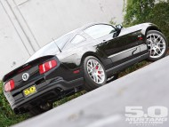 5.0 litre / Mustang