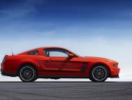 Download red Boss 302 / Mustang