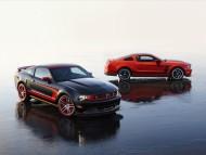 Boss 302 / Mustang