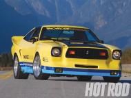 hot rod / Mustang