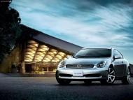 Silver skyline / Nissan