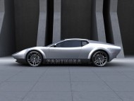 Panthera Concept Design by Stefan Schulze 2007 #2 / Panthera
