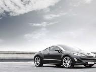 RCZ black / Peugeot
