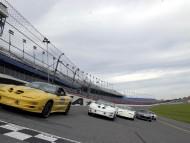 yellow racing KCY 954 / Pontiac