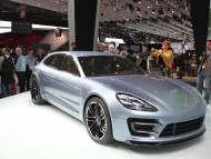 Panamera Sport Turismo / Porshe